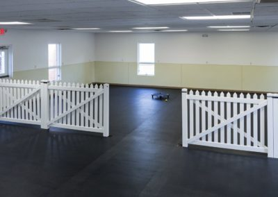 Indoor Training Area