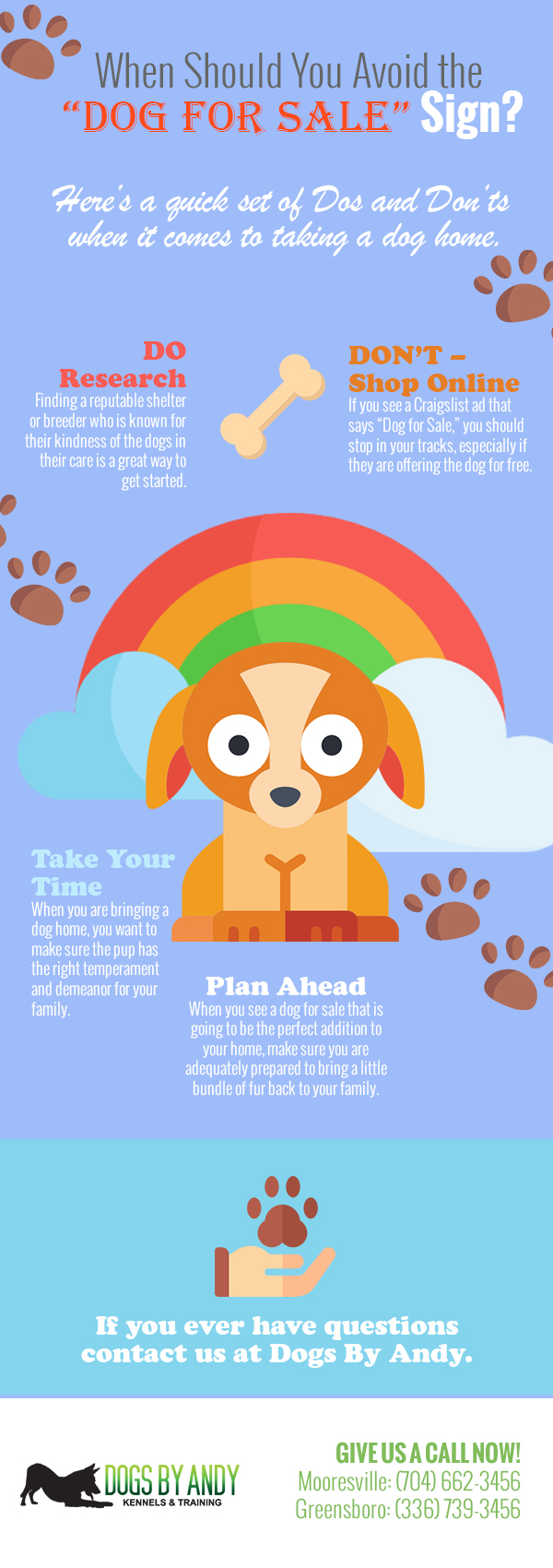 """When Should You Avoid the """"Dog for Sale"""" Sign? 